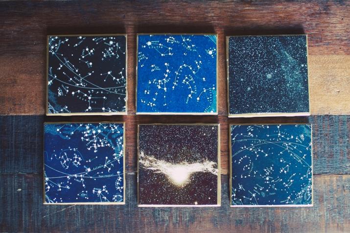 Constellation Coasters